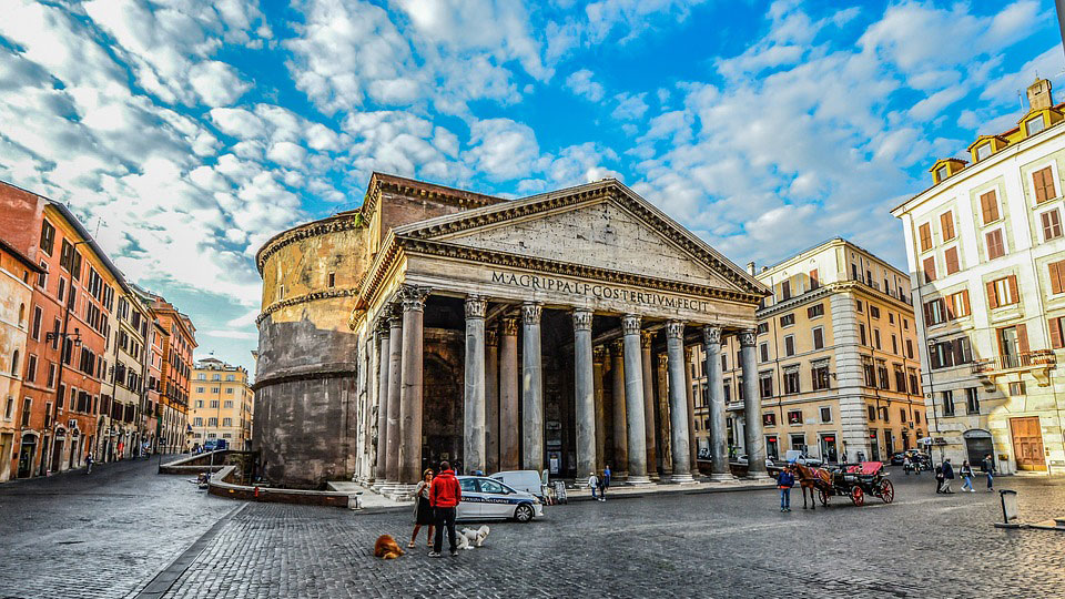 The Center of Rome